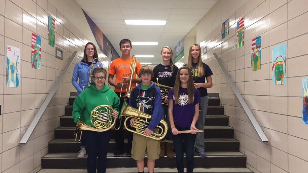 SHS Band Members Audition for Honors