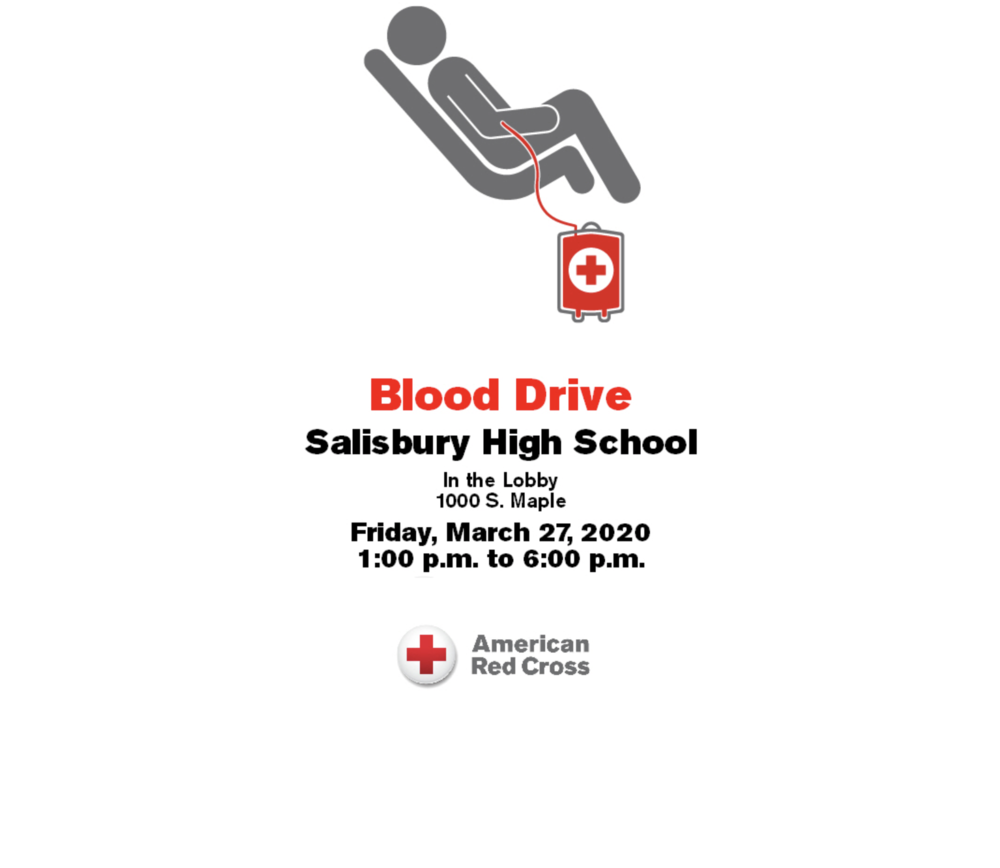 FFA, FCCLA & FBLA To Host American Red Cross Blood Drive
