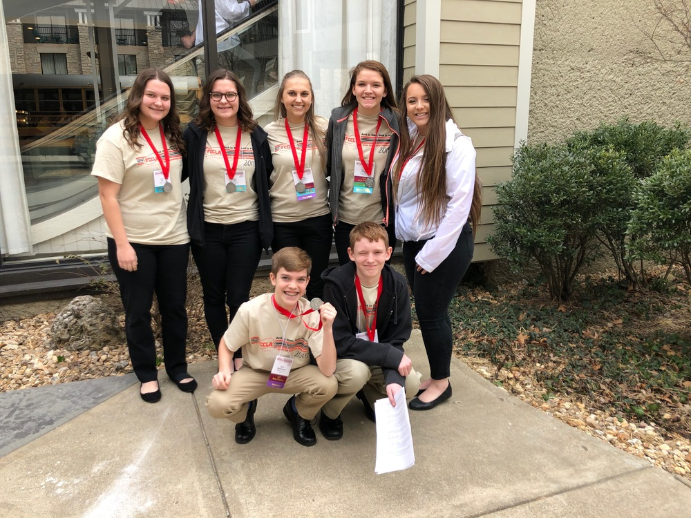 FCCLA attends State Convention
