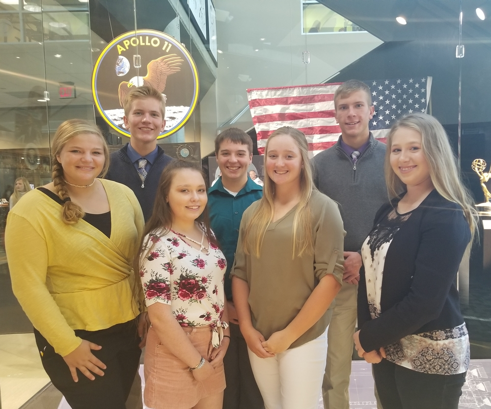 Students represent SHS at the Future Leaders Academy