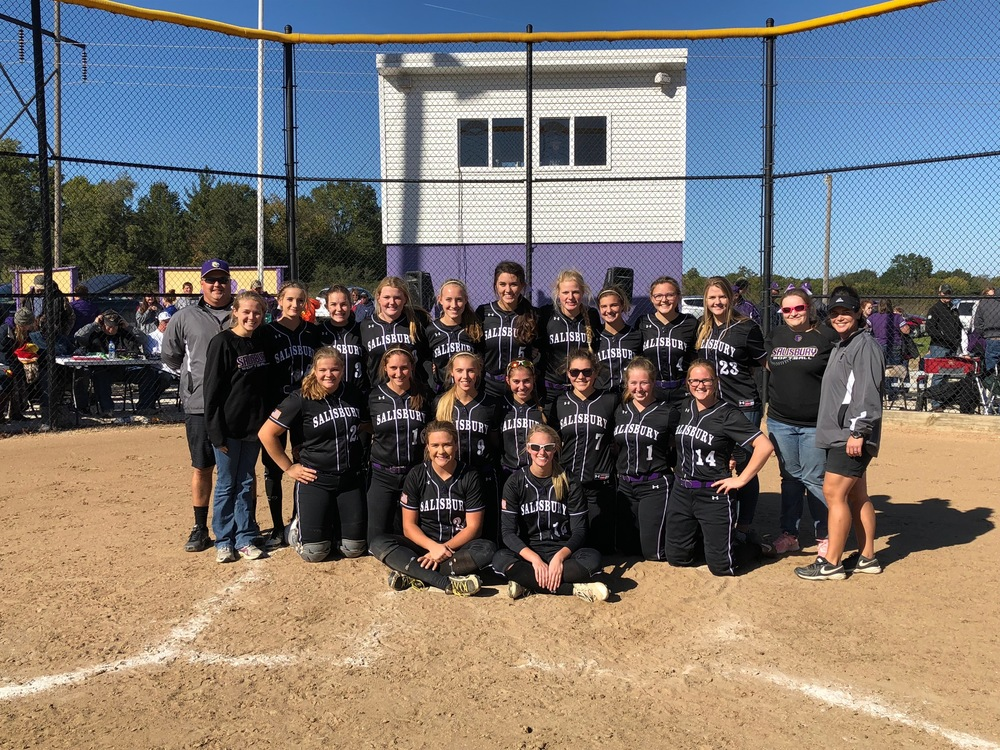 Lady Panther Softball Team Advance to State Tournament