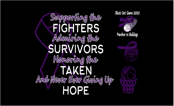 Salisbury SHS STUCO and FCCLA to host Black Out to Cancer Night