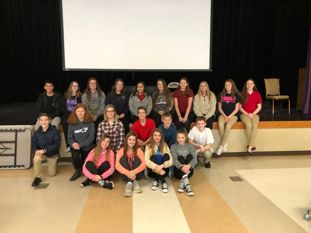 Salisbury FCCLA Participates in Star Events