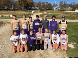Salisbury HS Cross Country Teams Advance to State Meet