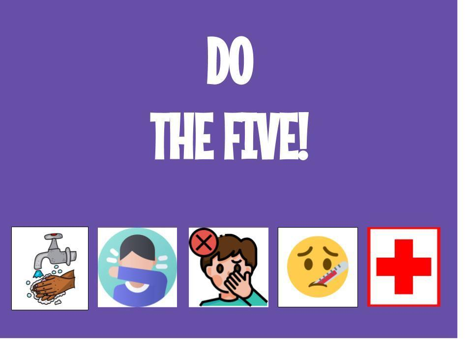 Do the Five!