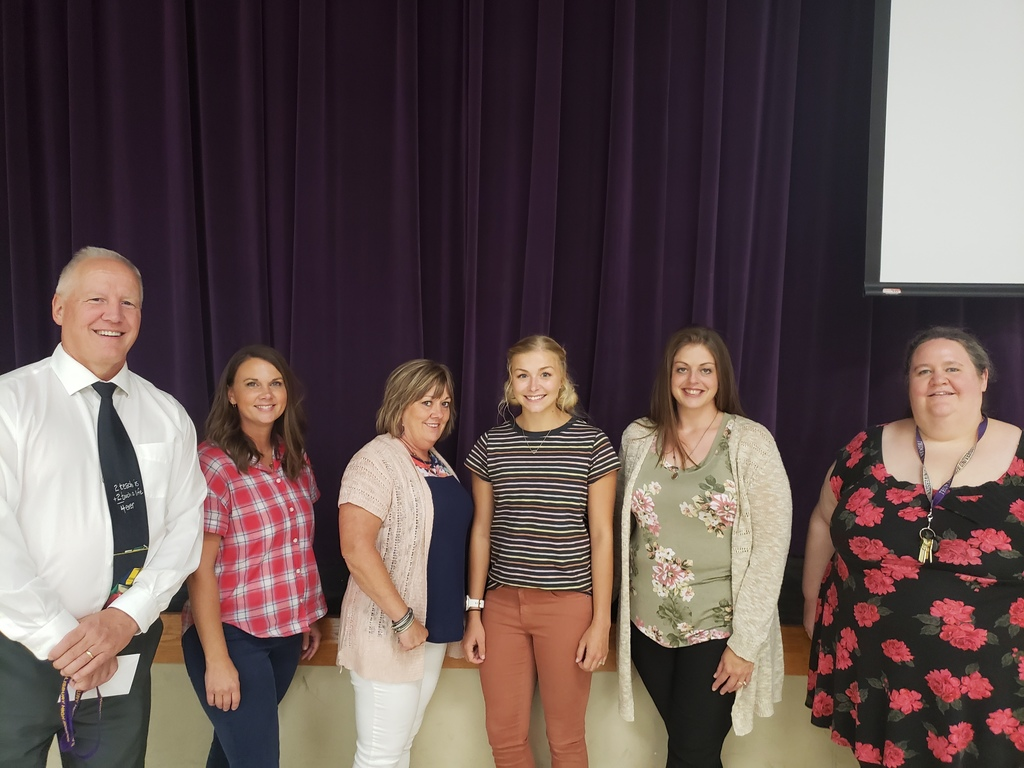 SHS New Staff