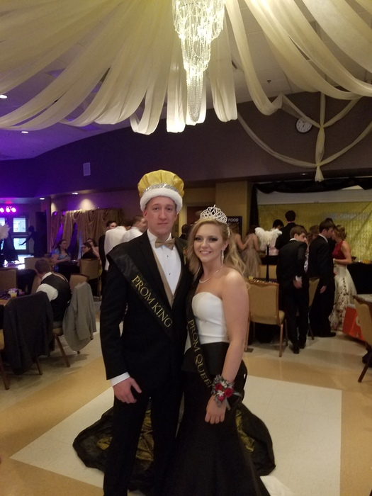 King Josh Pegelow, Queen Trinity Allard